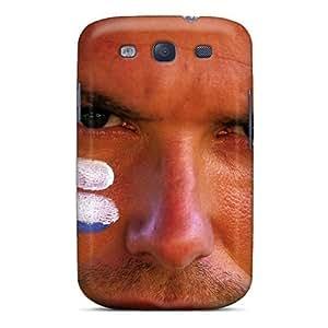 Excellent Design David Beckham European Footballer Year Phone Case For Galaxy S3 Premium Tpu Case