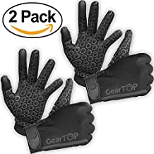 GearTOP Touch Screen Thermal Gloves - Great for Running, Rugby, Football, Hunting, Walking for Women and Men