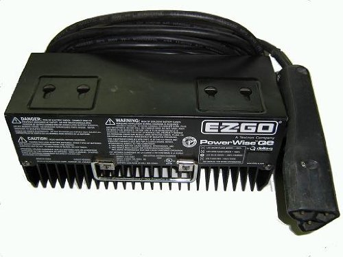 EZ-GO 915-4810 Battery Charger 48V Powerwise Qe G4810,915-4810 with one year warranty by GolfRama (Image #1)