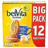 Belvita Milk And Cereal Biscuits 12 Pack 540G
