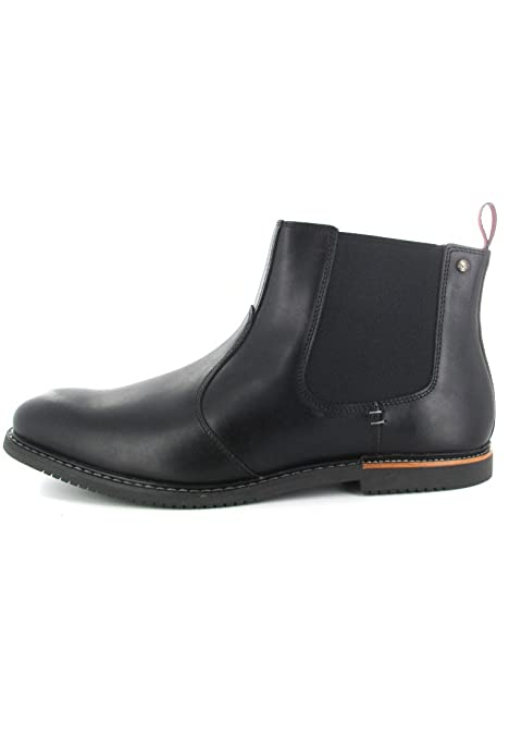 Timberland - Earth Keepers Brook - Hombre Chelsea Botines - Negro Guantes en Tallas Especiales, Color Negro, Talla 50 EU: Amazon.es: Zapatos y complementos