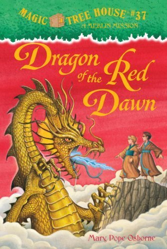 Dragon of the Red Dawn by Osborne, Mary Pope. (Random House Books for Young Readers,2007) [Hardcover]