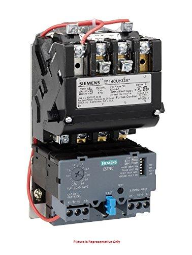 New siemens 48btg3s00 esp200 25 100a amp solid state for Siemens manual motor starter