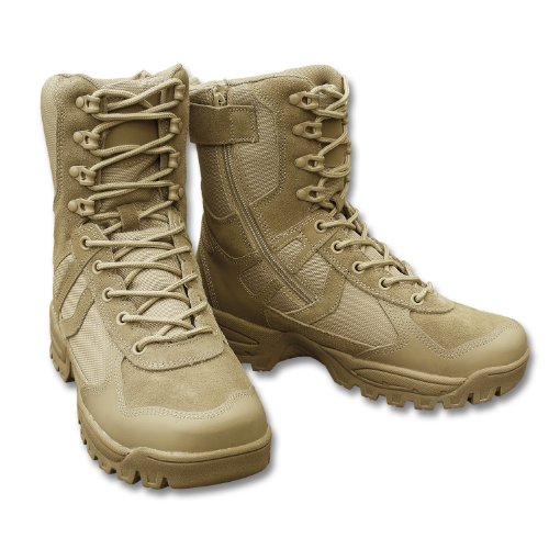 Stiefel Patrol One-Zip coyote Gr.13
