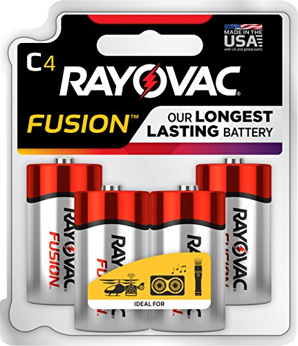 RAYOVAC Advanced Alkaline Batteries 814 4TFUSJ