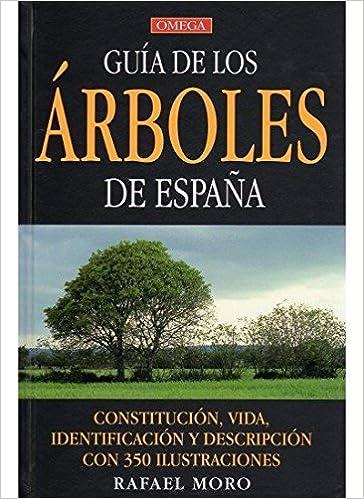 GUIA DE LOS ARBOLES DE ESPAÑA GUIAS DEL NATURALISTA-ARBOLES Y ARBUSTOS: Amazon.es: MORO SERRANO, RAFAEL: Libros