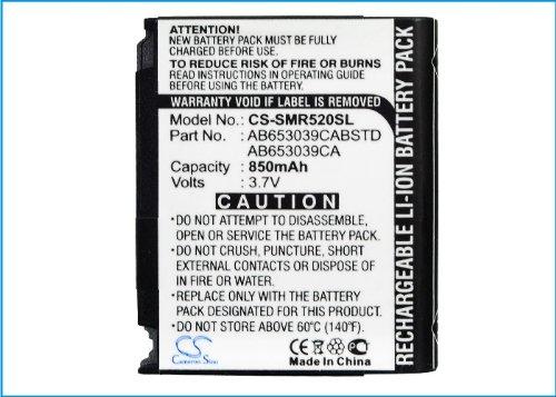 - KML Battery for Samsung AB653039CA AB653039CABSTD,fit Model Samsung SGH-T639 SGH-A777 Magnet A257 SGH-T659(850mAh/3.15Wh,3.70V,Li-ion)