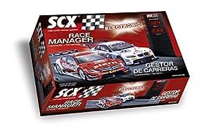 Scalextric Original - Gestor de carreras (cuentavueltas + semáforo) para circuitos Scalextric Original (8873)