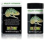 Exo Terra PT1861 Reptile Multiple Vitamins, 70 g