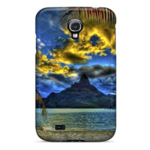 AAb15894UeFi Case Cover, Fashionable Galaxy S4 Case - The Water Houses
