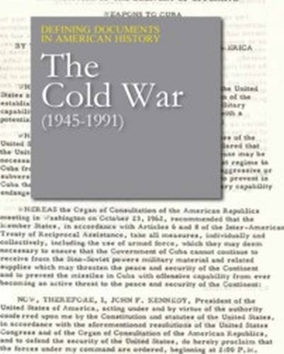 Defining Documents in American History: The Cold War (1945-1991): Print Purchase Includes Free Online Access
