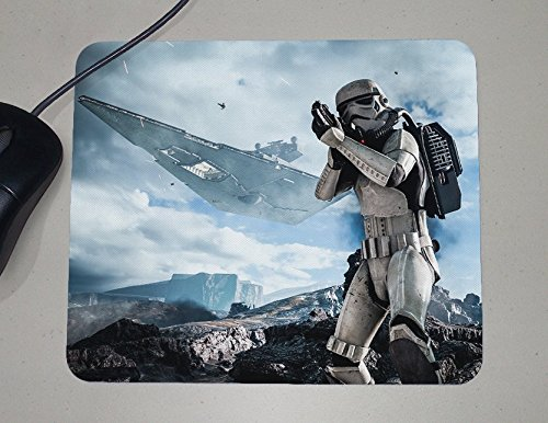 StormTrooper - Star Wars - Battlefront Game - Mouse Pad