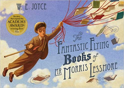 Image result for the fantastic flying books of mr. morris lessmore