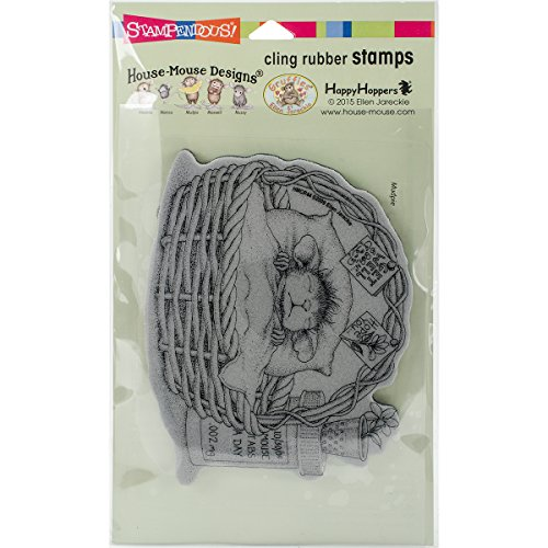 STAMPENDOUS HMCR44   Rubber Stamp Cling Quick -