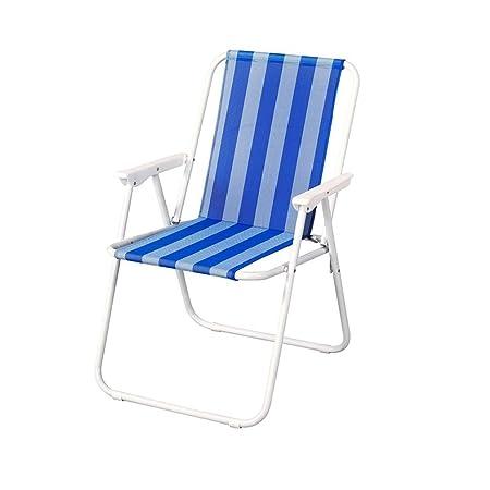AGLZWY Portátil Silla Plegable Sillas De Salón Playa Jardín ...