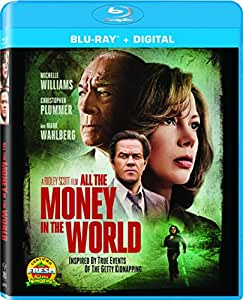 All the Money in the World [Blu-ray]