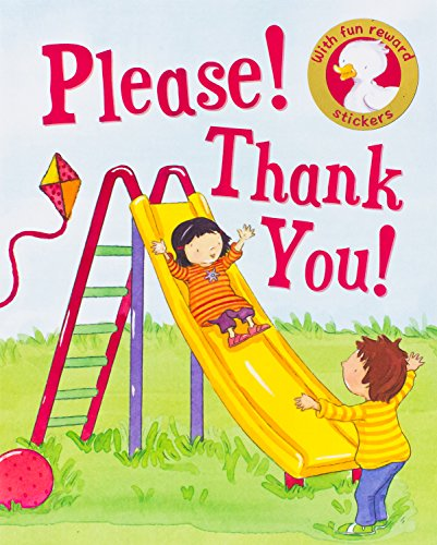 Please! Thank You! (Book of Manners)