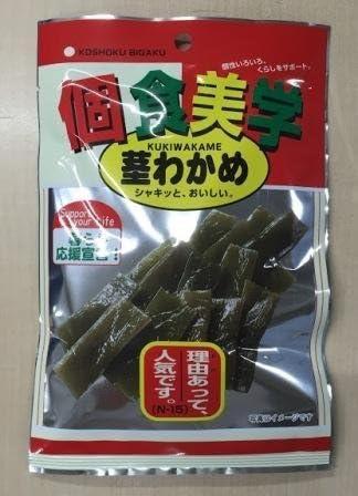 NS 個食美学 茎わかめ 33g×10袋