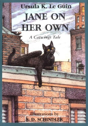 Jane on Her Own: A Catwings Tale pdf epub