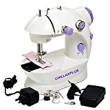 Chillaxplus 3 4 in 1 Mini Sewing Machine (White)