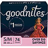 GoodNites Bedtime Bedwetting Underwear for