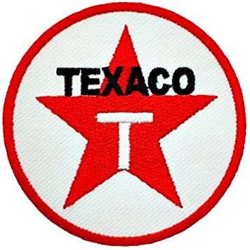 PATCH GAS STATION TEXACO