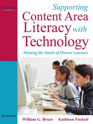 Supporting Content Area Literacy with Technology: Meeting the Needs of Diverse Learners