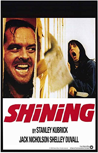 - The Shining POSTER Movie (11 x 17 Inches - 28cm x 44cm) (1980) (Style C)