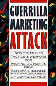 Guerrilla Marketing Attack by Mariner Books