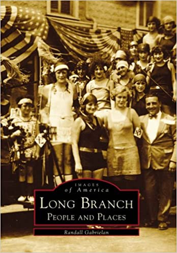 Lire des livres en ligne gratuitement sans télécharger le livre complet Long Branch: People and Places (Images of America: New Jersey) by Randall Gabrielan in French RTF 0738564427