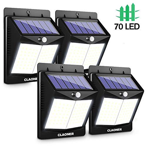 Adhesive Solar Lights in US - 4