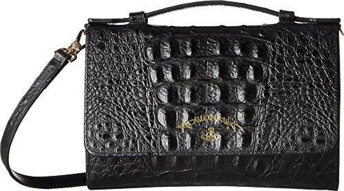 Vivienne Westwood Women's Kelly iPhone Wallet Black One Size by Vivienne Westwood