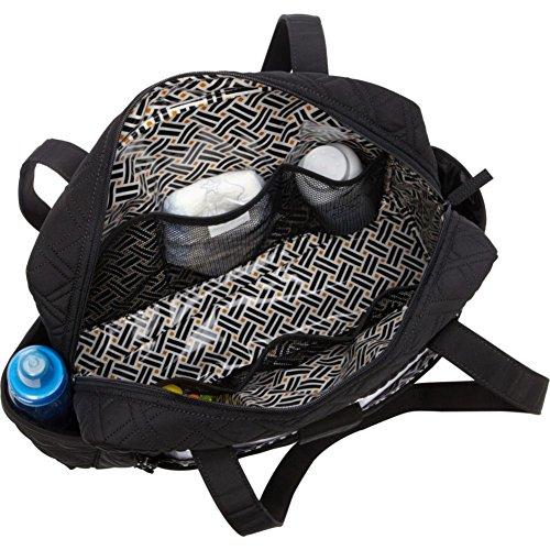 c1c27cac886c Vera Bradley Make a Change Baby Bag - Classic Black - Buy Online in Oman.