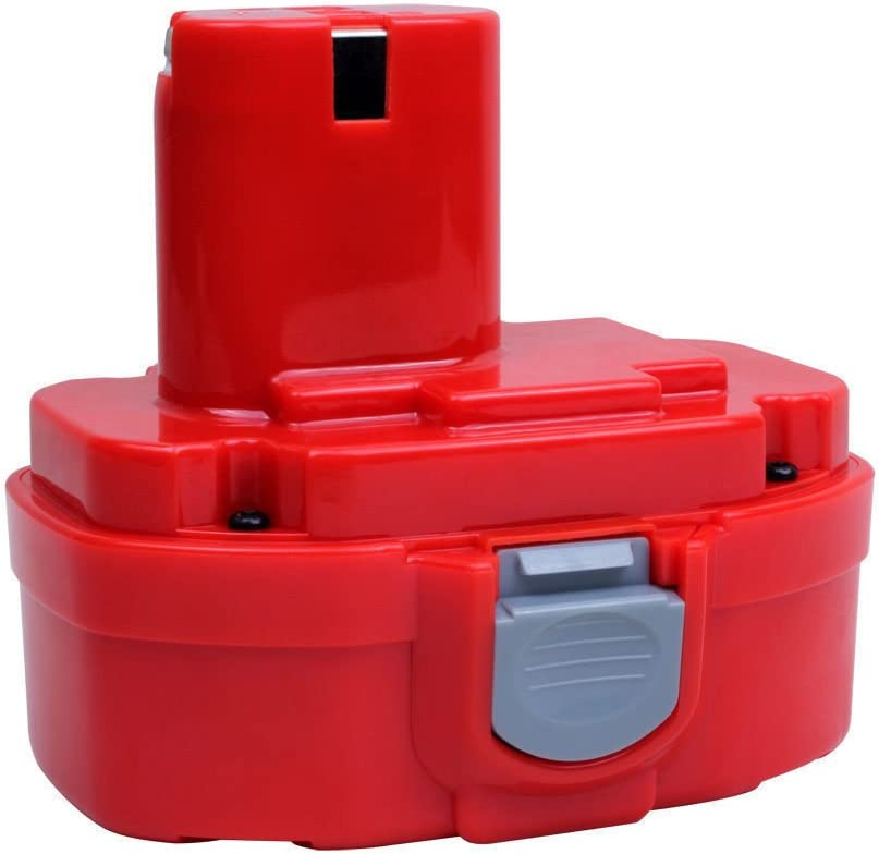VANON 18V 3.0Ah Ni-MH Replacement Battery for Makita PA18 1822 1823 1834 1835 192826-5 192827-3 192829-9 193159-1 193140-2 193102-0 194105-7 for Makita Battery 2Pack