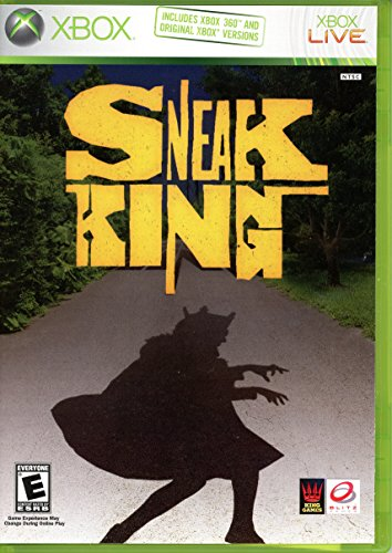 Xbox Sneak King