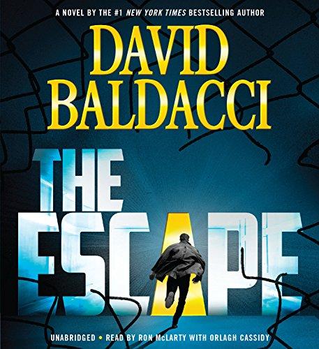 The Escape (John Puller): Amazon.es: Baldacci, David, McLarty ...