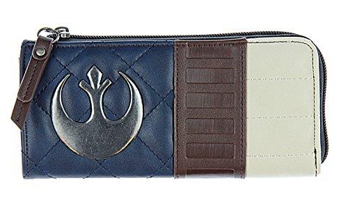Star Wars Han Solo Zip Wallet -
