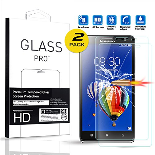 Tempered Glass Screen Protector for Lenovo S856 - 4