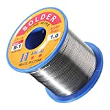 300g 1.0mm Reel Roll Welding Wire Welding Solder Wire 63/37 Tin Lead 1.2% Flux