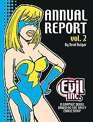 Evil Inc Annual Report Volume 2 (Evil Inc Annual Report Tp (Toonhound))