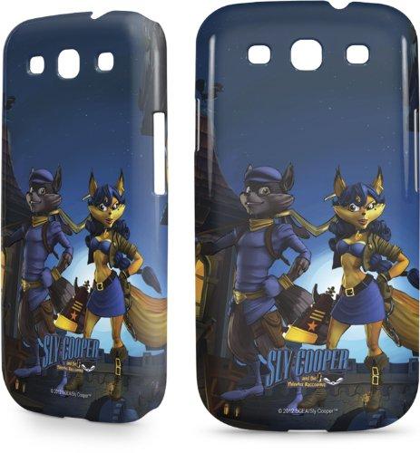 Sly Cooper - Sly Cooper Thievius Raccoonus - Samsung Galaxy S3 / SIII - inkFusion Lite Case