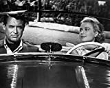 #9: To Catch a Thief Cary Grant Grace Kelly driving sports car 11x14 Photograph