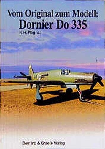 Vom Original zum Modell, Dornier Do 335