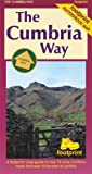 The Cumbria Way: A Footprint Map-Guide to the 73-Mile Route Between Ulverston & Carlisle (Footprint Maps)