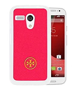 Beautiful And Unique Designed Case For Motorola Moto G With Tory Burch 71 White Phone Case