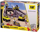: Mega Bloks  CAT Excavation Site