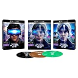 Best Warner Bros Blu-Ray players - Ready Player One (4K Ultra HD+Blu-Ray+Digital) Limited Lenticular Review