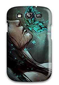 Durable Women Back Case/cover For Galaxy S3