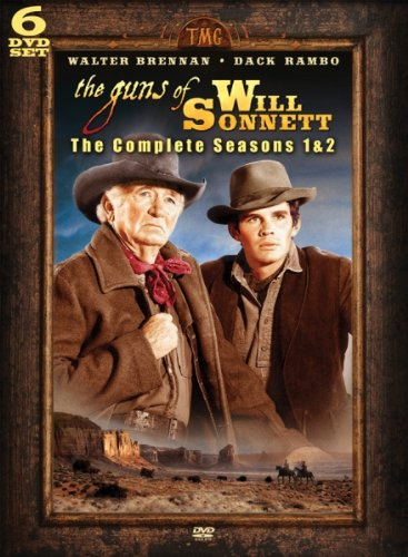 Guns of Will Sonnett - Complete Seasons of 1 & 2 - 49 episodes! by TIMELESS MEDIA GROUP