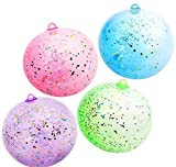 DollarItemDirect 30'' Giant Glitter Jelly Balloon Ball, Case of 144